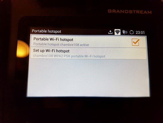 Where are you hidden, hotel access point ?!: WiFi AP settings